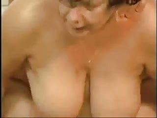 Preview 5 of Hot Fat Grannie fucked by young man