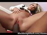 Blond tight pussy gets fucked by a BBC