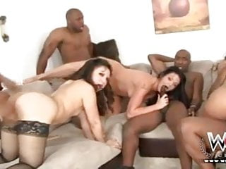 Preview 3 of WCP CLUB West Coast Interracial Orgy