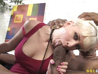 Preview 4 of Cherry Torn Interracial Sex