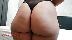 The Attack Of The Giant Ass - Huge Ass Facesitting