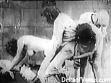 Antique Porn 1920s - Bastille Day - Hairy French Girls