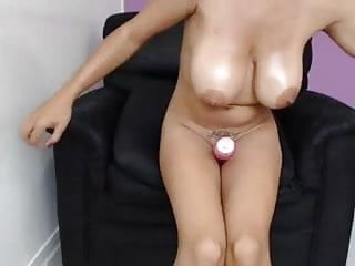 Preview 4 of Hot Latina With Big Boobs