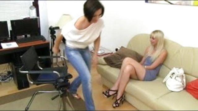 Preview 1 of FemaleAgent Female Agent VS Fake Agent