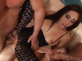 Preview 4 of two cocks in one pussy