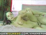 Porn Films 3D - Memorable first anal sex