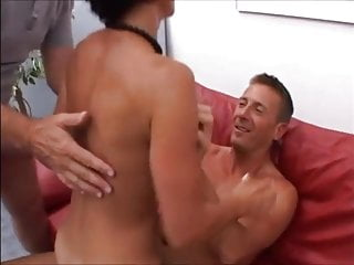 Preview 4 of Short haired German Milf Irina - Scene 2 - Anal, DP