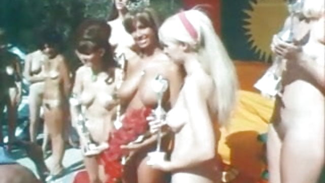 Preview 1 of Miss Nude Universe Contest 1967 (Feat. Kellie Everts)