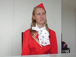 Preview 1 of Russian Air hostess fucked