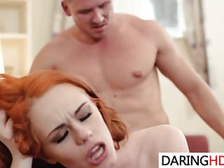 Preview 4 of Redhead beauty Ella Hughes gets drilled