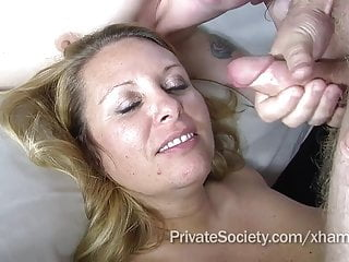 Preview 5 of Classic Private Society Cumshots #01