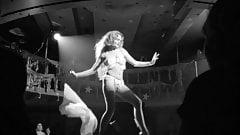 Valerie Perrine vintage striptease 1974