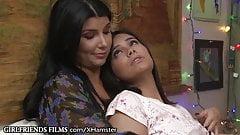 GirlfriendsFilms MILF Romi Rain Lesbian Ass Licking Teen