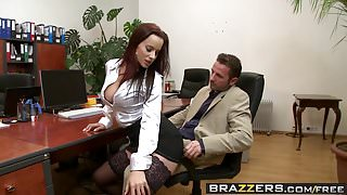 Brazzers - Big Tits at Work - Another Day Another Dollar sce