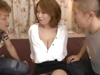 Preview 2 of Rin Kajika - Japanese Big Boob