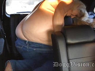 Preview 3 of Anal Wife GILF 56y Wide Hips BBW Amber Connors
