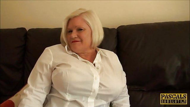 Preview 1 of Slut Granny Lacey Starr