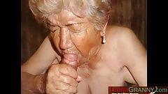 LatinaGrannY Hairy Chubby Grandma Pics Compilation