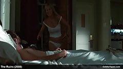 Jena Malone & Laura Ramsey all nude & underwear movie scenes