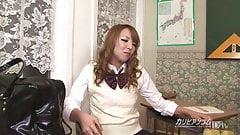 College Asian Masturbate in her Dorm Room
