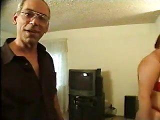 Big boob orgy - Sexy big boobed woman takes on two guys