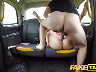 Fake Taxi Cute babe Lana Harding in tight shorts creampied