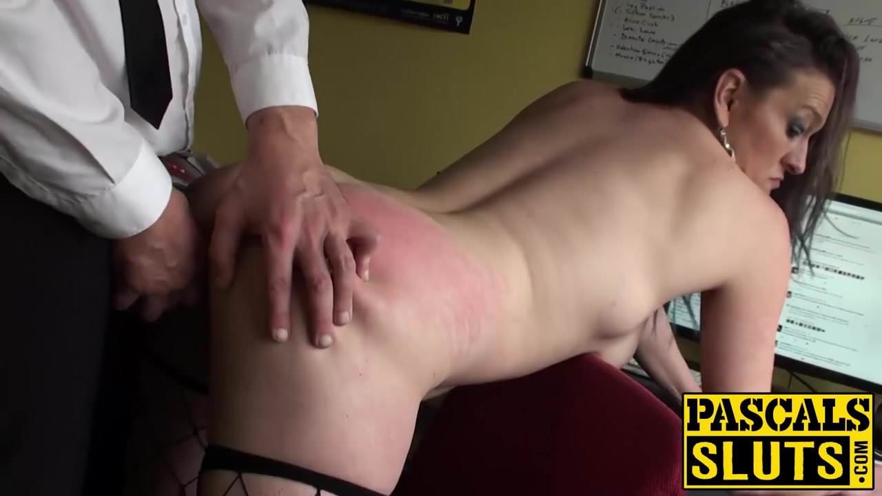 Free download & watch ass ravaged milf slut gets her face slapped and fucked         porn movies