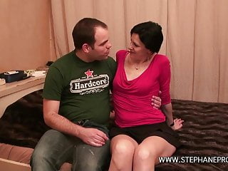 Sophie Land and Stephane