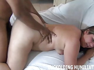 His cock is so much bigger than yours