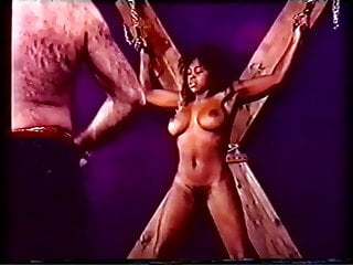 Nude ebony whipped