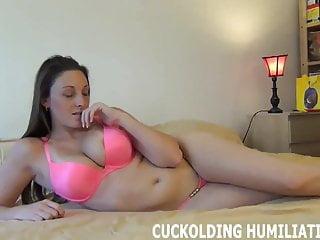 Watch me taking his big black cock balls deep