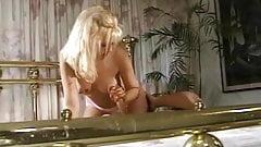 Natural Blonde MILF Likes Sloppy Handjob Time