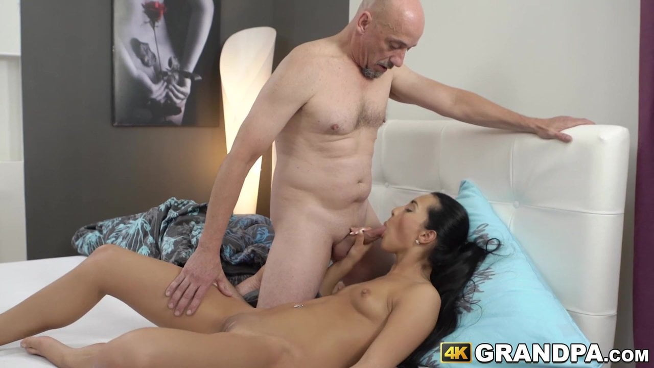 Free download & watch young babe makes steamy love with vigorous older man         porn movies