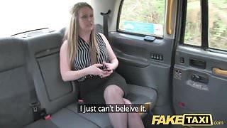 Fake Taxi Cougar wants deep hard big cock's Thumb