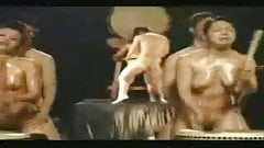 Asian Orgy with Drums(censored)