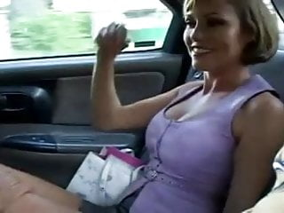 High hees milf - Milf gets picked up, fucked, and facialized