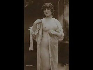 Tatyana ali nude photos - Vintage nude pinup photos c. 1900