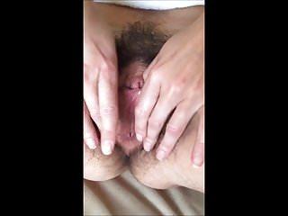 Se masturba para mi y la follo