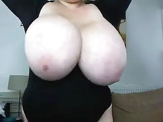 More Huge Webcam boobs to stuff your face between