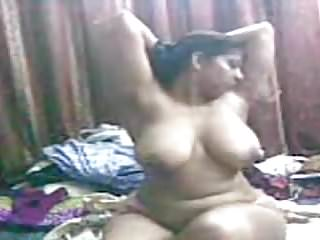 Indian Mature MILF showing her HUGE TITS and BIG ASS