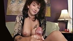 Kate Bush Fake handjob