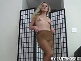Pantyhose lovers like you are my favorite JOI