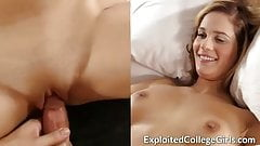Exploited college girl amateur sex