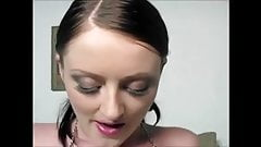 Dirty slut POV Blowjob and Fuck