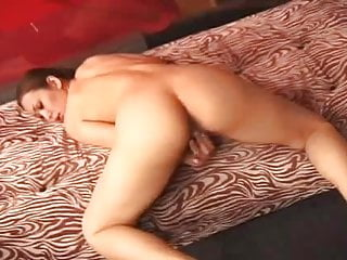 Sexy Big Booty Asian Masturbates