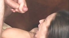 Cumdodging Milf Facialed Without Mercy