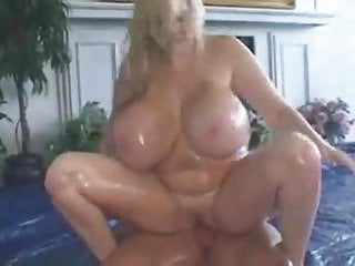 Kayla Kleevage Slippery When Fucked