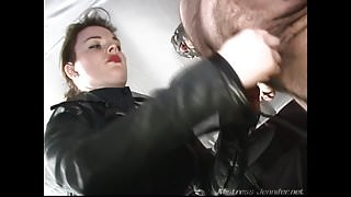 Hot Femdom Mistress tease and Mistress Tangent dominates