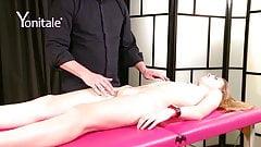 Yonitale: orgasmic massage with hot model Milena Devi. P1
