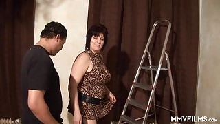 German Mature Homemade Video